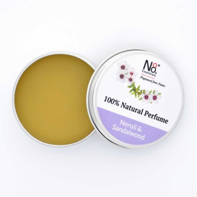 100% Natural Perfume – Neroli & Sandalwood Image