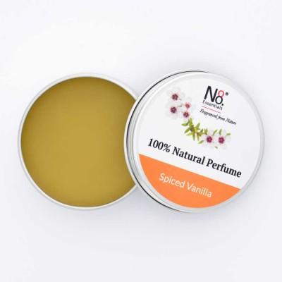 100% Natural Perfume – Spiced Vanilla Image
