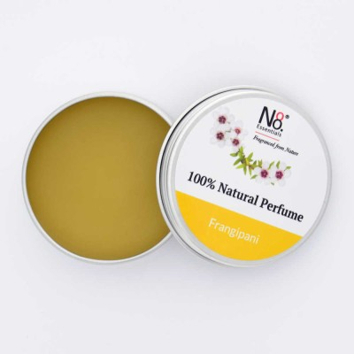 100% Natural Perfume – Frangipani Image