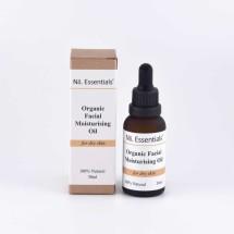 Moisturising Oil - Dry Skin - Organic   100% Natural