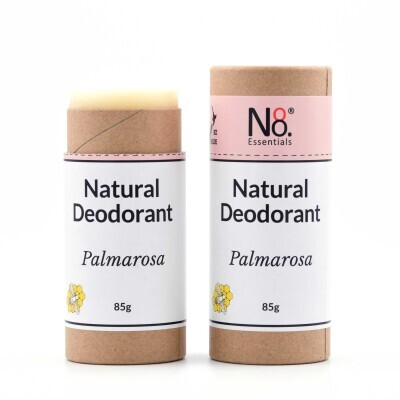 Natural Deodorant – Palmarosa – Compostable Image