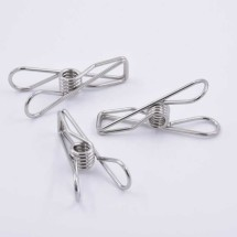 Clothes Pegs - 25x Marine Grade 316 Stainless Steel Image