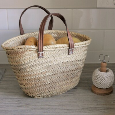 Baby Market Basket Image