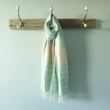 Biarittz Turkish Towel - Mint Image