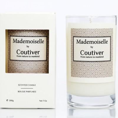 Eco-Soy Handmade Candle – Mademoiselle Image