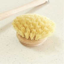 Beechwood Dish Brush Replacement Head Image