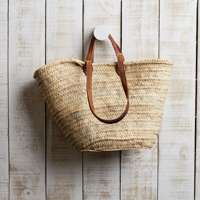 French Market Basket Image
