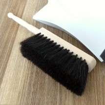 Horse Hair Dust Brush Image