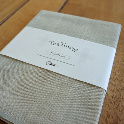 Natural Binchotan Tea Towel Image