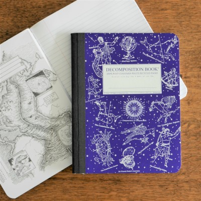Large Notebook – Celestial Image