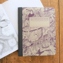 Large Notebook - Rainforest