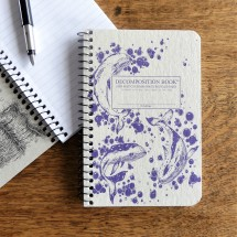 Pocket Spiral Notebook - Humpback Whales Image