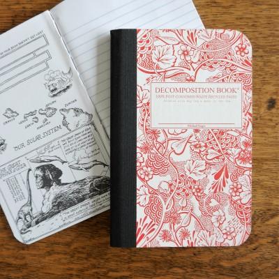 Pocket Notebook – Wild Garden Image