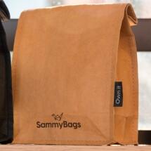 SammyBag Reusable Paper Lunch Bag