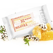 TERRA MANUKA HONEY WIPES SINGLE PACK
