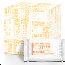 TERRA MANUKA HONEY WIPES Value Pack
