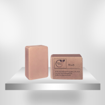 Violet Soap Bar - Organic 110g