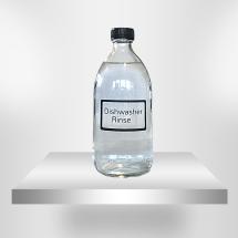 Dishwasher Rinse - Simple & Effective