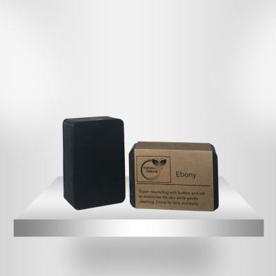 Ebony Soap Bar – Organic 110g Image