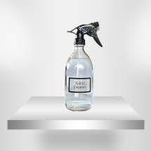 Glass Cleaner - Simple & Effective