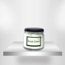 Scrub Cleaner - Simple & Effective