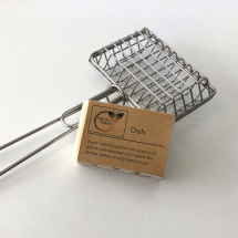 Soap Shaker - Quality Stainless Steel, Optional Soap