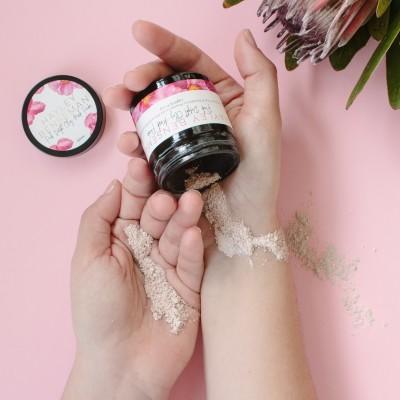 Pink Delight Clay Mask Powder – approx 10 masks per jar Image