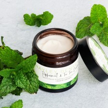 Natural Peppermint & Tea Tree Deodorant
