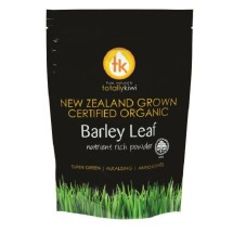 Certified Organic Barley Leaf Powder