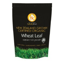Certified Organic Wheat Leaf Powder