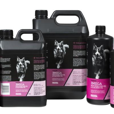 Canine 3MEGA with Hoki Oil & Flax Seed Oil Image