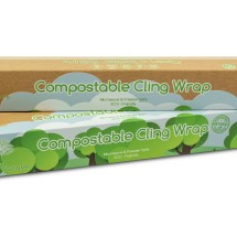Compostable Cling Wrap 30M