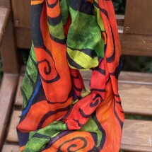 Koru  Scarf - Limited edition