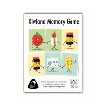 FLA004 Flash Cards - Kiwiana Memory Game