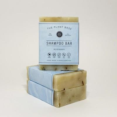 Rosemary Hair Shampoo Bar Image