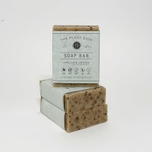 All Natural Vanilla & Orange Soap Bar