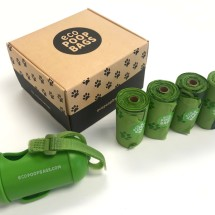 Eco Poop Bags - Certified Compostable Image