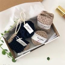 Hand crocheted Luxury Spa | Bath Gift Set 6 Image