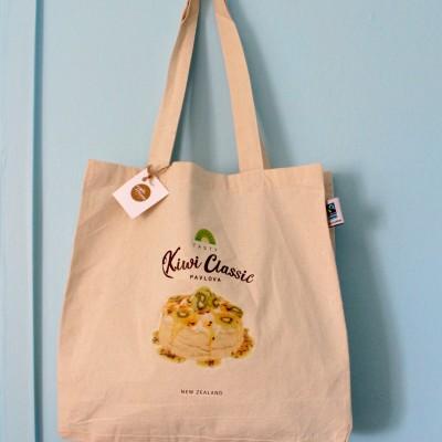 Kiwi Pavlova Foldable Eco Bag 《NZ Classic series 》 Image
