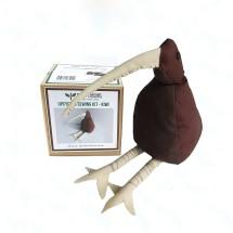 DIY Upcycle Kiwi Sewing Kit