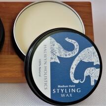 Medium Hold Styling Wax
