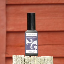 Beard Oil - Cedarwood & Rosemary Image
