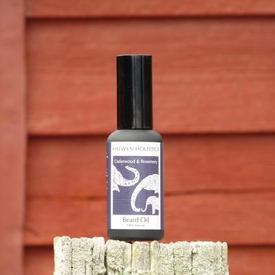 Beard Oil – Cedarwood & Rosemary Image