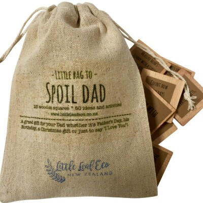 LITTLE BAG TO SPOIL DAD Image