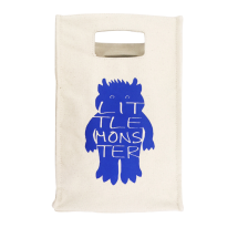 LITTLE MONSTER LUNCH TOTE Image