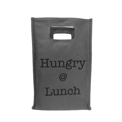 HUNGRY @ LUNCH TOTE Image