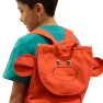 ORANGE MONKEY BACKPACK Image