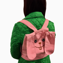 PINK BUNNY  BACKPACK