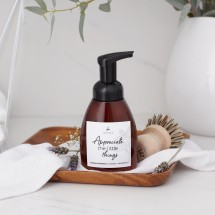 Foaming Hand Wash - Lavender + Peppermint Image