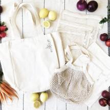 Zero Waste Shopping Starter Kit Image
